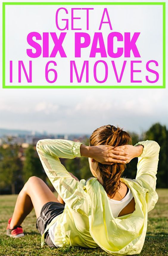 Get a 6-Pack Quickly with 6 Workouts – Medi Idea