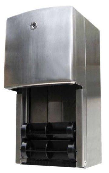 ML800AR Toilet Paper Dispenser Surface Mount Double Roll