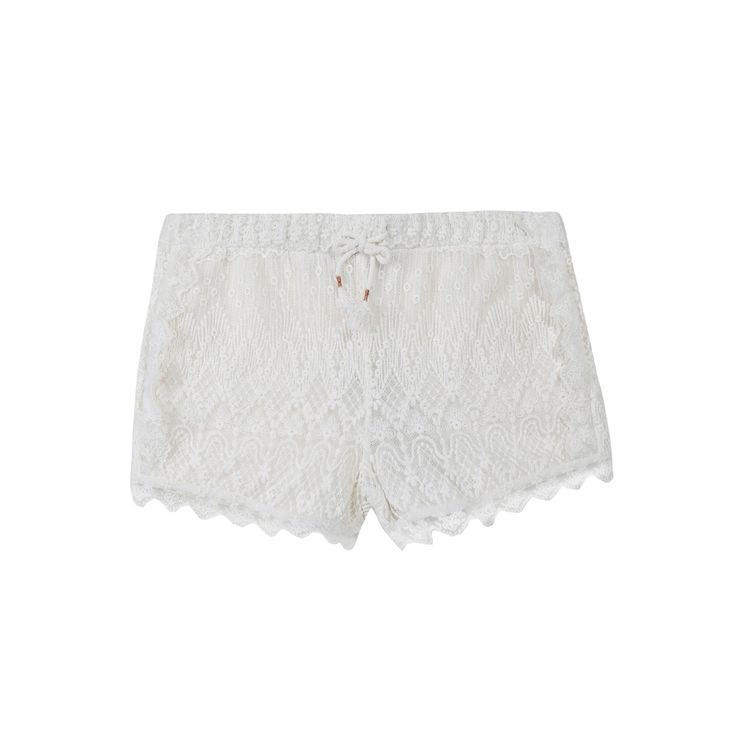 Shorts in pizzo con fodera in jersey #Zgeneration #girl #summer http://it.zgeneration.com/it/