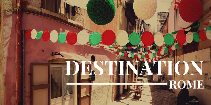 Visiter Rome : TOP 15 des curiosités touristiques à voir