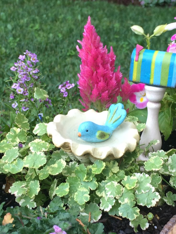 17 Best Images About My Fairy Gardens On Pinterest Fire