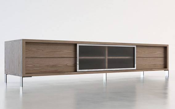 With  loads of space to hide all the equipment that goes with modern day entertainment systems the Lexington TV Unit is a great choice!