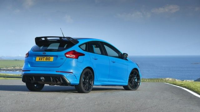 2021 Ford Focus Rs To Introduce A 400 Hp Hybrid Powertrain In 2020 Ford Focus Ford Focus Rs Ford Focus Rs 2016