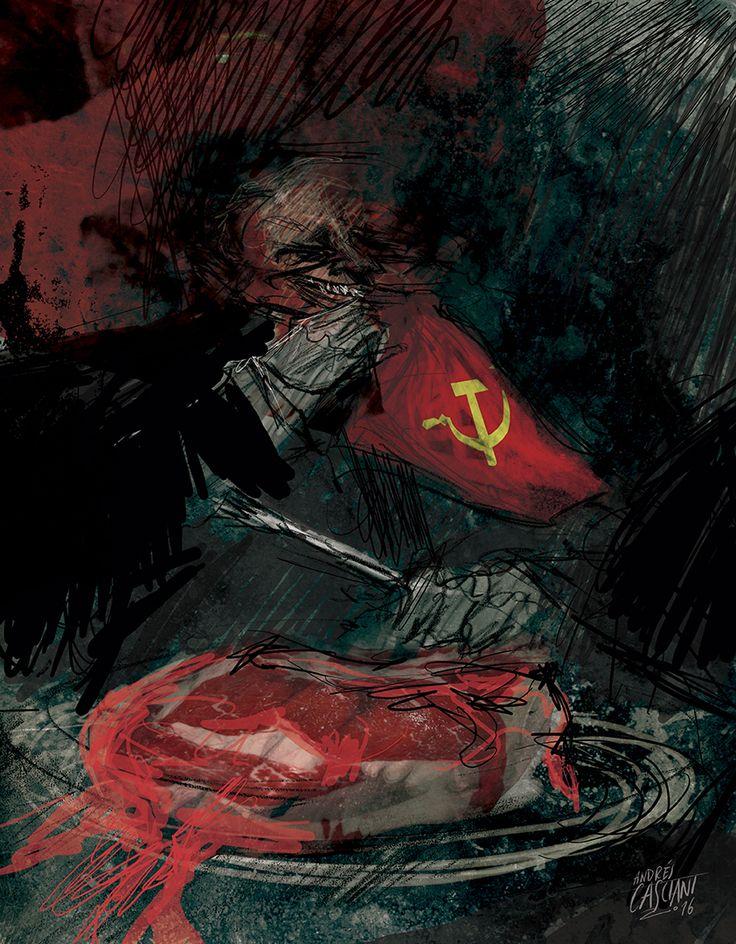 """""""Los hijos de los días"""" - Galeano ilustrado por Casciani 24/12 - acá podés leer el texto: http://andrescasciani.blogspot.com.ar/2016/12/los-hijos-de-los-dias-galeano-ilustrado_58.html"""
