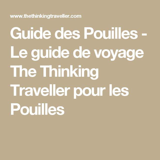 Guide des Pouilles - Le guide de voyage The Thinking Traveller pour les Pouilles