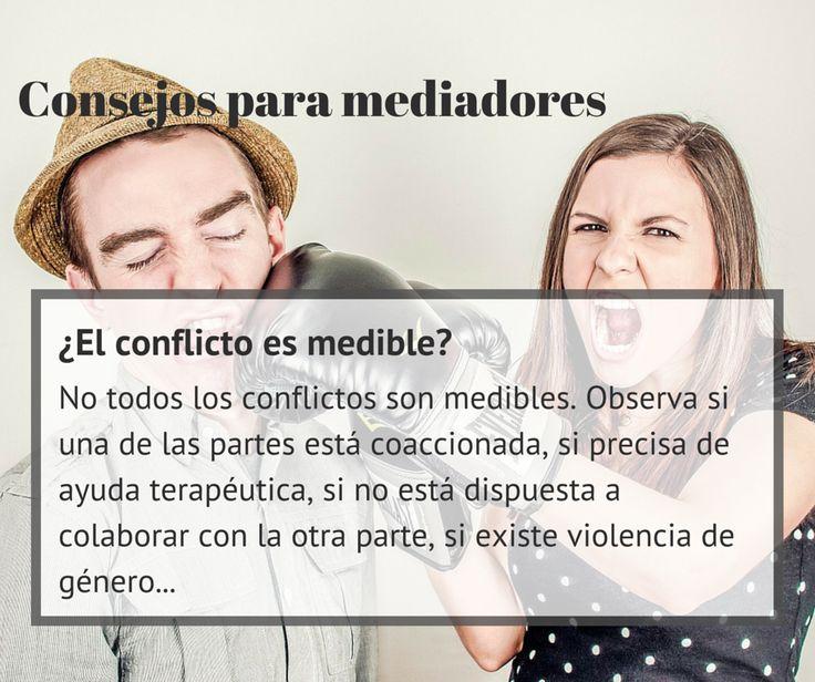 #Consejos para #mediadores: ¿El conflicto puede ser medible? http://www.cedeco.net/mediacion/