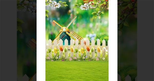 رخيصة الفينيل التصوير خلفية الربيع حديقة الوليد التصوير المطبوعة الأطفال الخلفيات للصور الاستوديو يبيع الجودة خلفية مباشرة من المورد Eiffel Tower Tower Eiffel