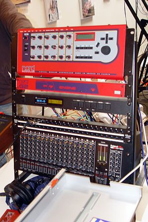 Nord Rack #analog #digital #synth #synthesizers