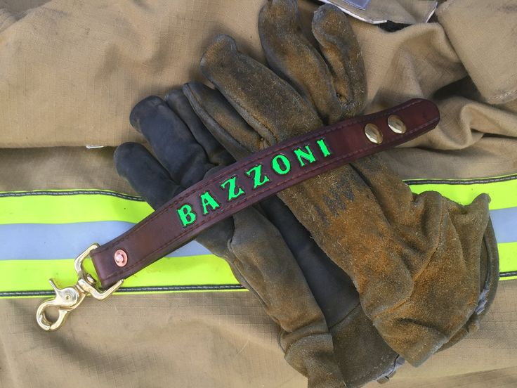 FireFighter's Glove Strap