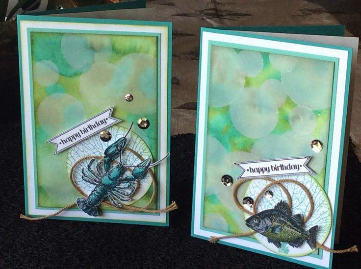 Sharyn's Inspirational Cards: Bokeh technique