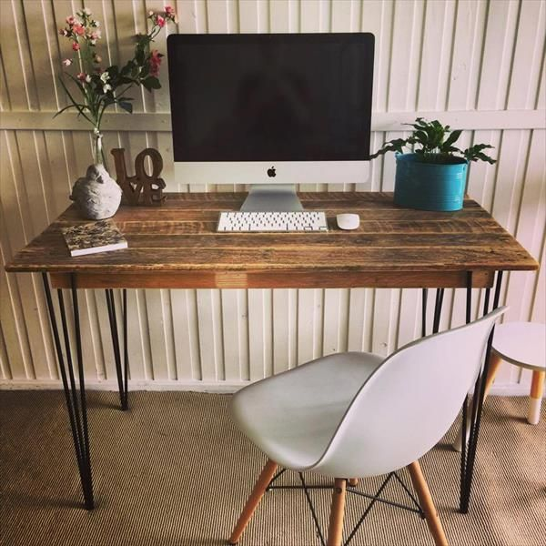 In our houses we need a perfect place where we can sit easily and can use our electronic devices like computer and laptop, In this article we are going to give you different DIY wooden pallet ideas about desk on which you can easily put your computer and you can easily use your devices. These …