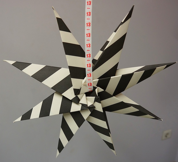 origami star for 2013  www.ioannidieleni.gr