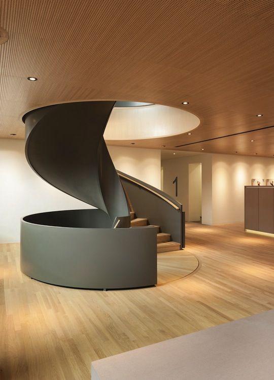 BarentsKrans Office a L'Aia by Hofman Dujardin Architects, Uno studio legale di grande eleganza. - BLOG ARREDAMENTO