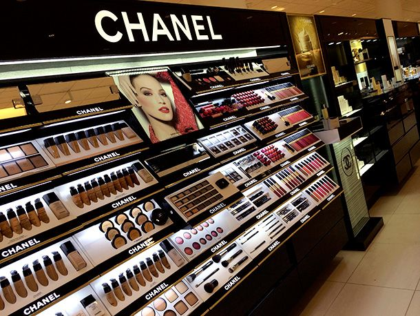 Sometimes You Just Need a Little Chanel » Makeup and Beauty Blog