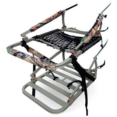 X Stand Deluxe Hunting Climbing Tree Huntinggear