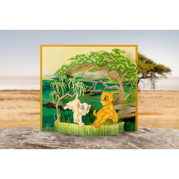 Lion King Cards Create And Craft