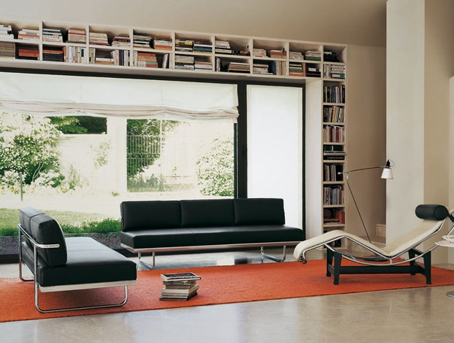 49 best le corbusier and interiors images on pinterest architecture modern - Le corbusier design style ...