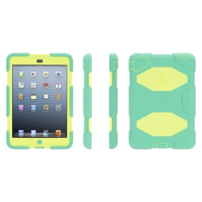 Griffin Technology Survivor iPad mini Case - Green/Yellow target I HAVE THIS !!! ITS AWESOME !!!!