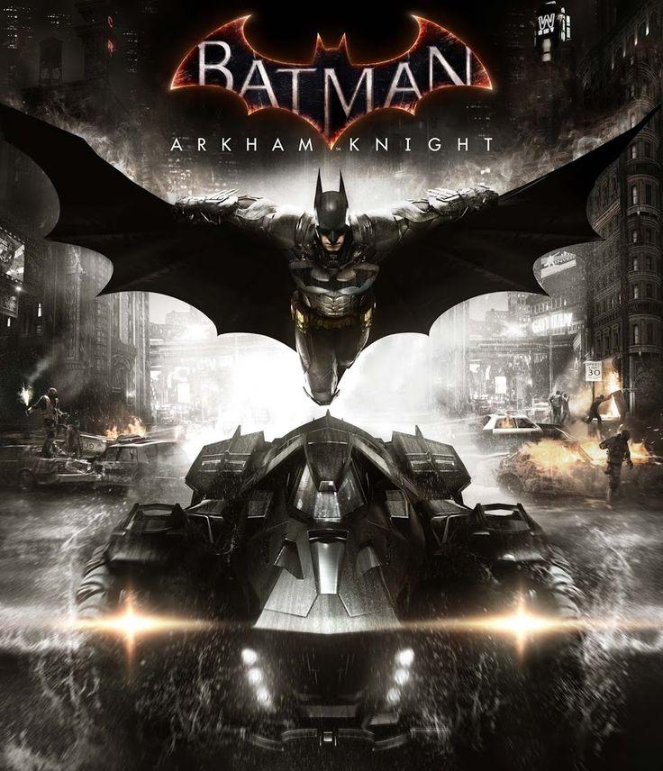 Batman: Arkham Knight (2015) | Un avance a los mandos del Batmovil... Después de la expansión de niveles encubierta que fue la solo entretenida...