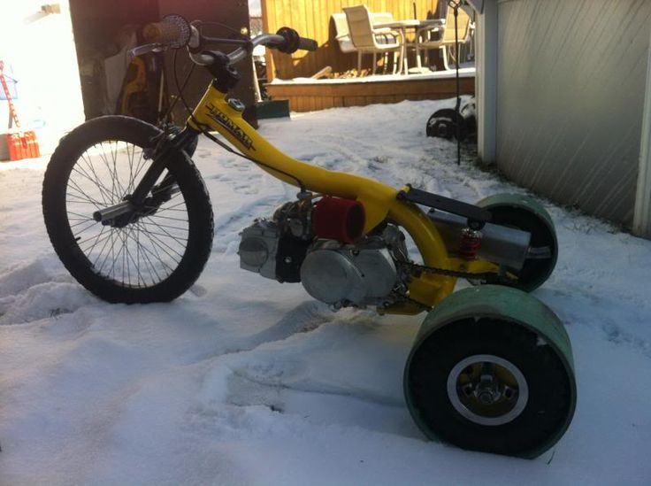Drift Trike Build. - DIY Go Kart Forum