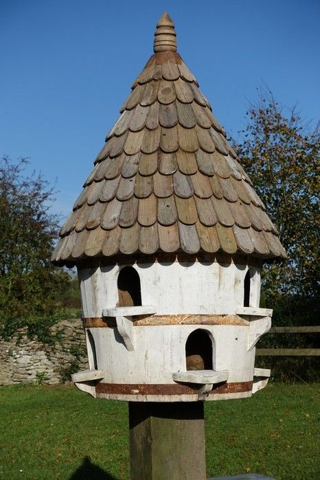 Large Round Dovecote (Large hole) | Wildlife World
