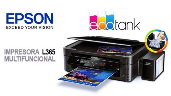 Gambar Printer Epson L365