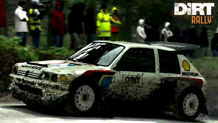 Peugeot 205 T16 Evo 2 480 cv Rally Group B Cockpit Action Cam Scratch 2 Dyffryn Afon Welsh HD Racing Wheel : Thrustmaster T500RS  Shift TH8R  T16 205 to homologate the brand built a production version under the same name but the resemblance of this with conventional Peugeot 205 was minimal. The T16 was built on a tubular chassis with four-wheel drive and a motor located in the central part reaching 500 hp. Aesthetically it is also very different has a large rear spoiler fender skirts and own…