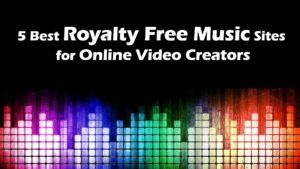 A great soundtrack in an essential part of any video and can instantly liven up your entire video project.