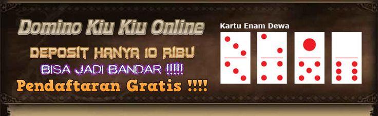 Bermain Judi Poker Domino Online Terpercaya  http://queenpoker99.online/bermain-judi-poker-domino-online-terpercaya/