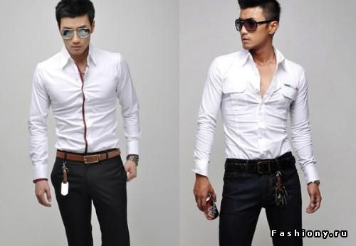 Если белая рубашка надо ли одевать белые носки