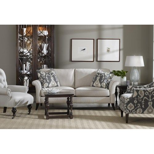 Quinn Transitional Two-Over-Two Sofa by Sam Moore at Mueller Furniture - 12 Best Images About Living Room Furniture On Pinterest Miami