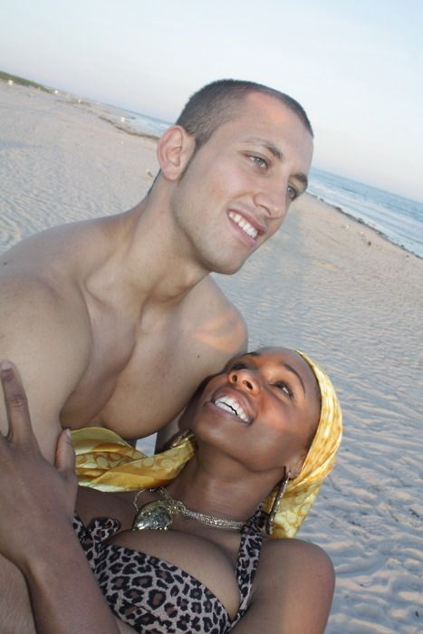 Black women white male interracial porn
