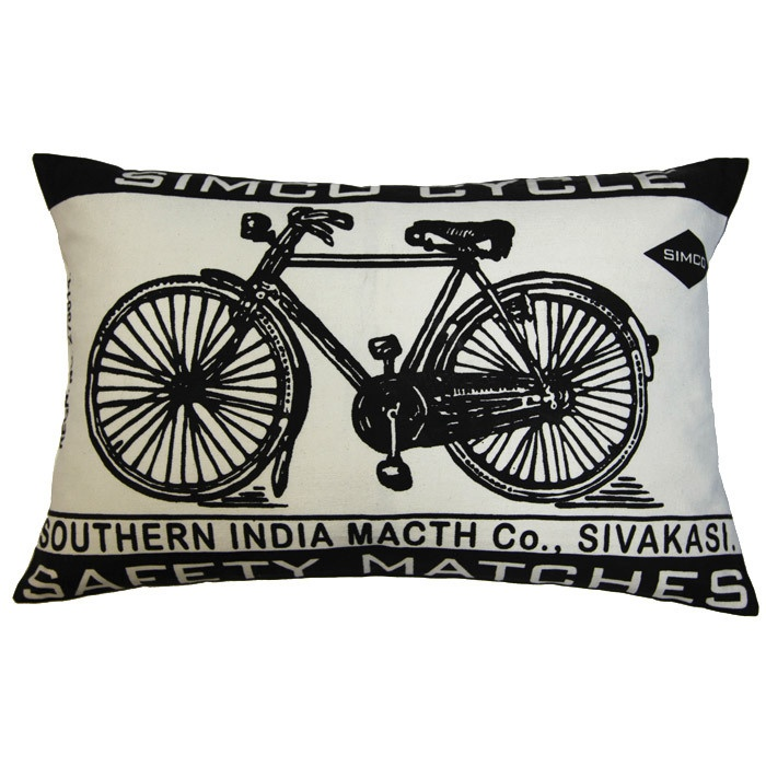 $29.95 Match Co. Bicycle Pillow