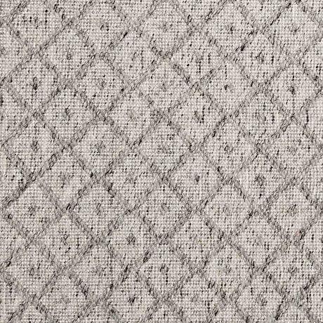 Emerson Floor Rug 160x230cm  Grey