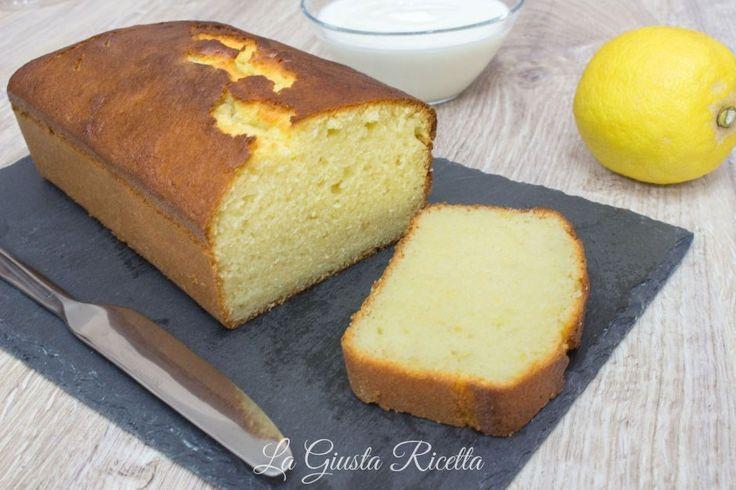 Plumcake allo yogurt - La Giusta Ricetta - Ricette semplici di cucinaLa Giusta Ricetta – Ricette semplici di cucina