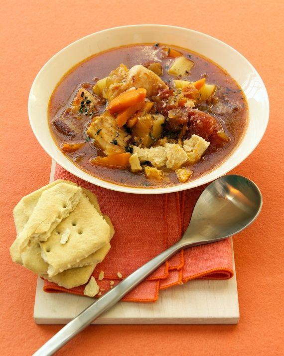 One Pot Recipes Make It In A Dutch Oven Chowder Recipe