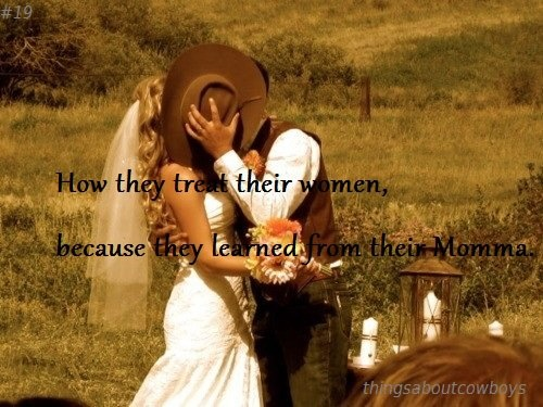 Love This Cute Cowboy Cowgirl Picture With The Quote That Is So True