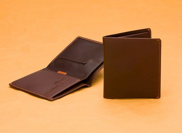 Bellroy Note Sleeve wallet in Cocoa Java - $89.95