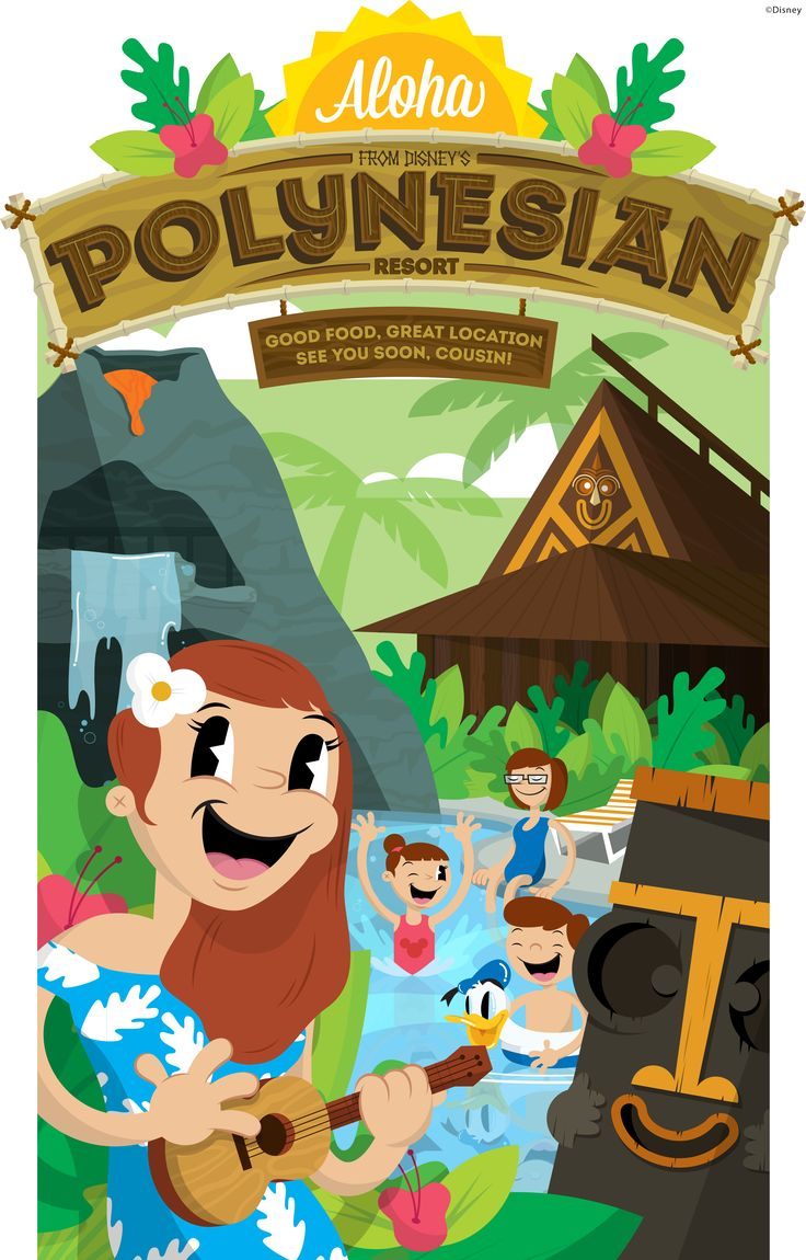 Ten Things You May Not Know About Disney's Polynesian Resort at Walt Disney World Resort