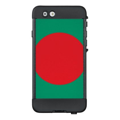 Abstract Bangladesh Flag Bangladech Phone Case - red gifts color style cyo diy personalize unique