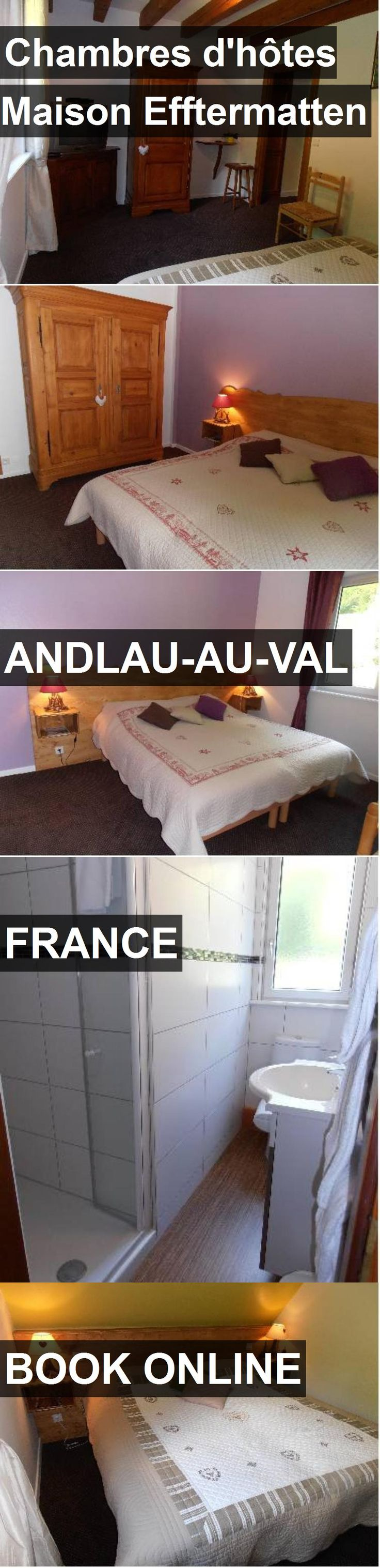 Hotel Chambres d'hôtes Maison Efftermatten in Andlau-au-Val, France. For more information, photos, reviews and best prices please follow the link. #France #Andlau-au-Val #Chambresd'hôtesMaisonEfftermatten #hotel #travel #vacation