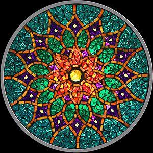 Den magiska Mandalan – Info om hur du skapar, använder, mediterar, vägleder och höjer ditt medvetande med mandalans hjälp. | Tarotguiderna | Vivi Linde