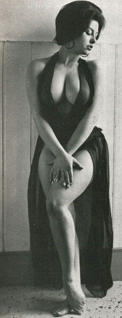 Sophia Loren #pin-up #curves
