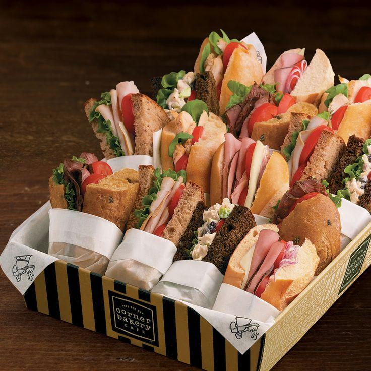 Grocerant: Corner Bakery Café Healthy Super Bowl Family Food
