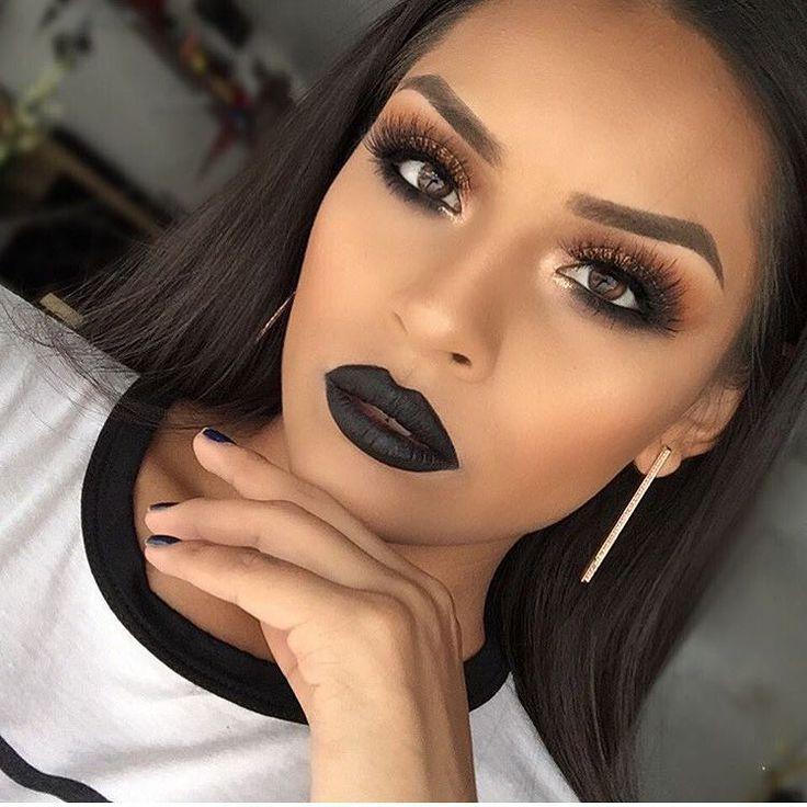 25+ Best Ideas About Makeup Black Women On Pinterest | Makeup For Black Skin Makeup For Brown ...