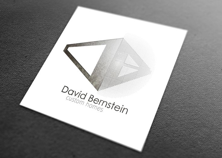 Design #57 by hezzer88 | Modern logo for a high-end custom home building company