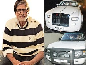 Bollywood stars, number plates and superstitions