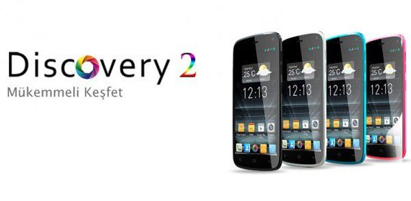General Mobile Discovery 2 | Bicehgo