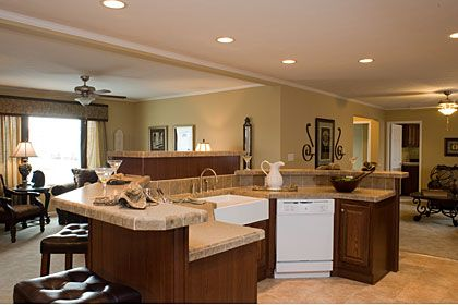 15 best images about kitchen ideas on pinterest home for Farmhouse mobile home