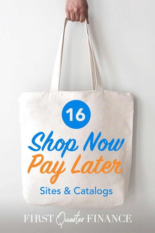Buy Now Pay Later Stores Offer Everything From Clothing To Home